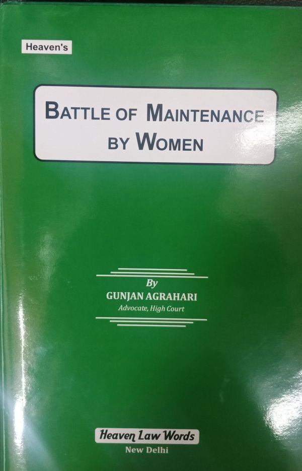 Heaven's Battle of Maintenance by Women [HB] by Gunjan Agrahari