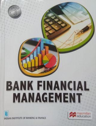 Bank Financial Management By Macmillan Education