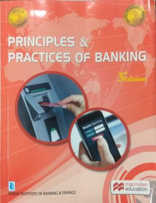 Principles & Practices of Banking By Macmillan Education