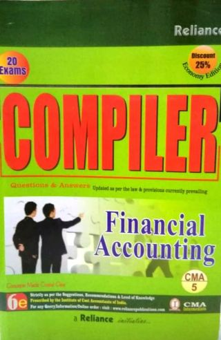 COMPILER Financial Accounting (Intermediate New Syllabus) Reliance (CAM 5)
