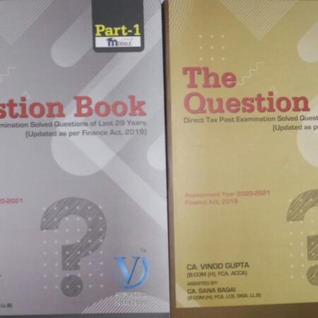 THE QUESTION BOOK PART -1 &2