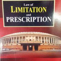 Mitras Law Of Limitation and Prescription Sodhi Publications