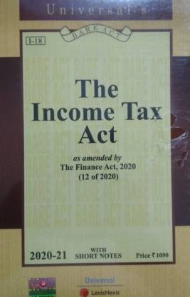 income-tax-act-as-amended-by-the-finance-