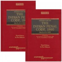 Gaur's Commentary on The Indian Penal Code, 1860 [IPC in 2 HB Volumes] by Dr. S. K. Awasthi, A. P. Sarkar   Dwivedi & Company
