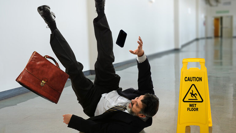 Premises liability as situation covered by personal injury lawyer